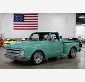 1967 Chevrolet C K Truck Classics For Sale Classics On
