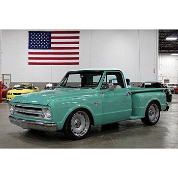 1967 Chevrolet C/K Truck for sale 101179875