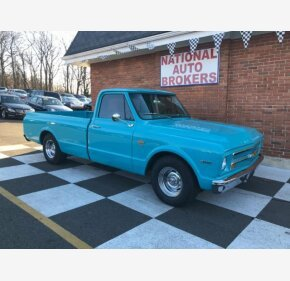 1967 Chevrolet C/K Truck for sale 101243233