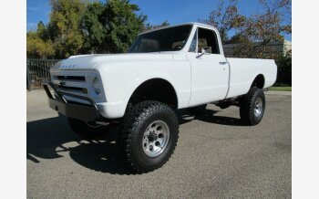 1967 Chevrolet C/K Truck for sale 101244281