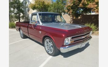 1967 Chevrolet C/K Truck 2WD Regular Cab 1500 for sale 101345718