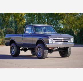 1967 Chevrolet C/K Truck for sale 101389988