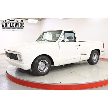 1967 Chevrolet C/K Truck for sale 101400981