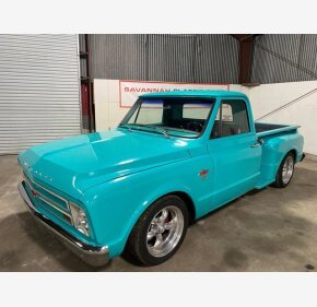 1967 Chevrolet C/K Truck for sale 101412611