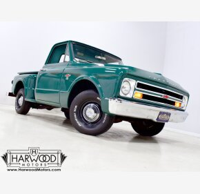 1967 Chevrolet C/K Truck for sale 101414352