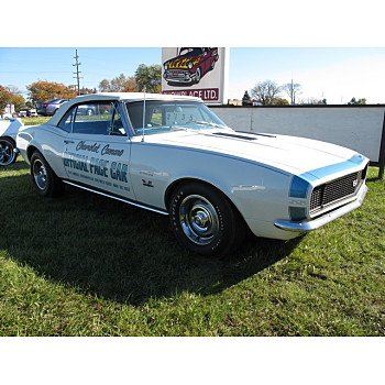 1967 Chevrolet Camaro for sale 100926411