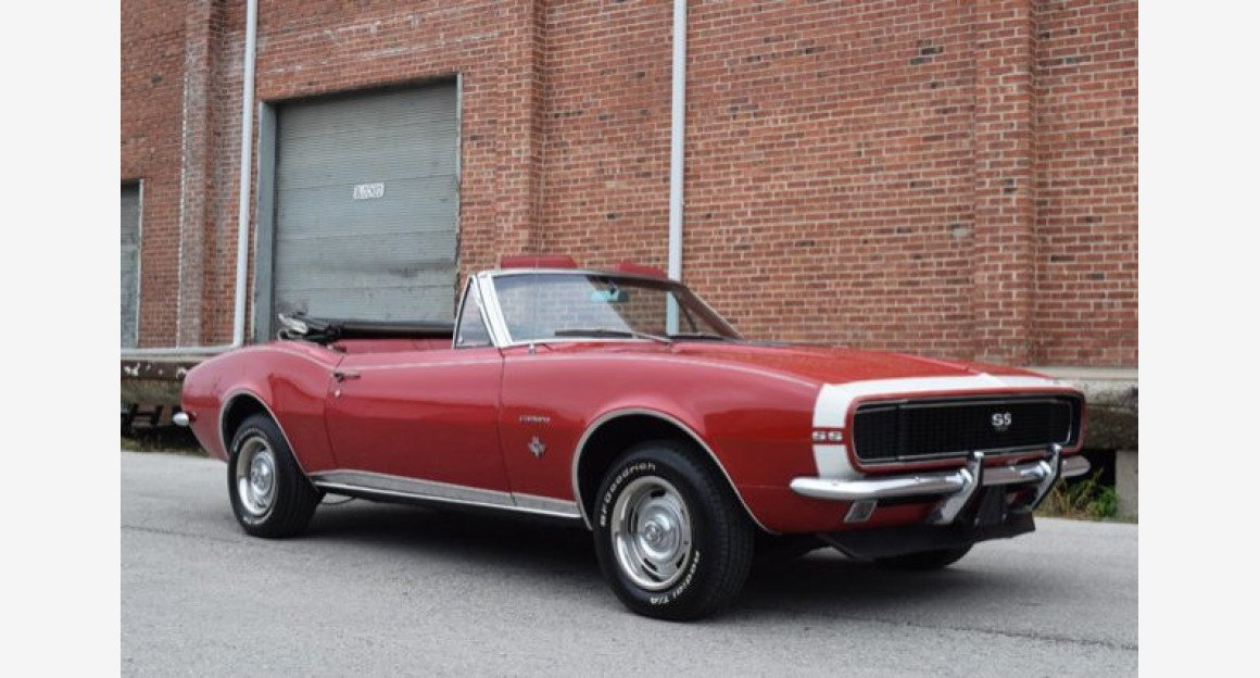 1967 Chevrolet Camaro for sale 100955199