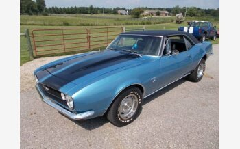 1967 Chevrolet Camaro for sale 101014918
