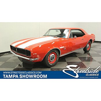 1967 Chevrolet Camaro for sale 101030562