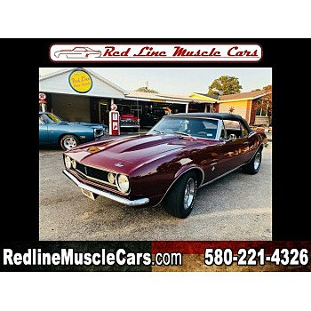 1967 Chevrolet Camaro for sale 101066064