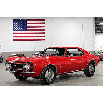 1967 Chevrolet Camaro for sale 101083071