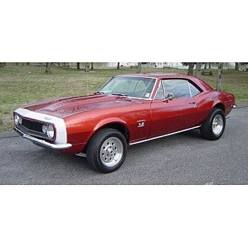 1967 Chevrolet Camaro for sale 101101433