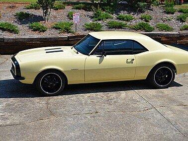 1967 Chevrolet Camaro for sale 100872500