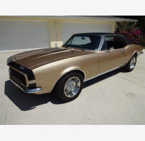 1967 Chevrolet Camaro for sale 101305943