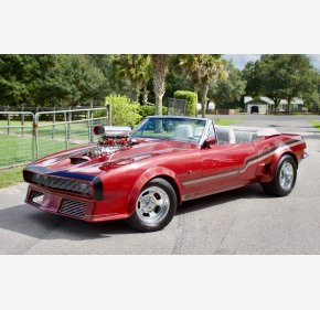 1967 Chevrolet Camaro Convertible for sale 101239680