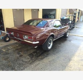 1967 Chevrolet Camaro for sale 100854743