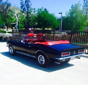 1967 Chevrolet Camaro SS for sale 100961356