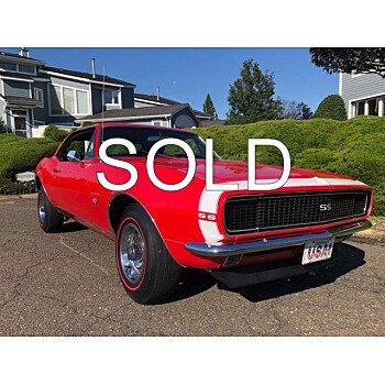 1967 Chevrolet Camaro for sale 100998710