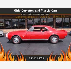 1967 Chevrolet Camaro RS for sale 101000377