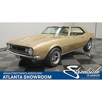 1967 Chevrolet Camaro for sale 101006322