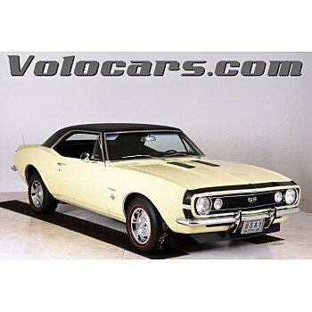 1967 Chevrolet Camaro for sale 101027656