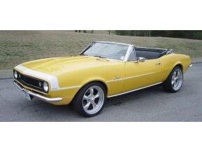 1967 Chevrolet Camaro Classics For Sale Classics On Autotrader