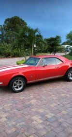 1967 Chevrolet Camaro for sale 101064078