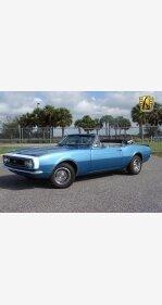 1967 Chevrolet Camaro for sale 101098226
