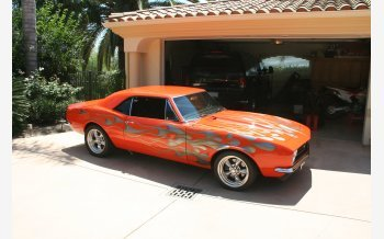 1967 Chevrolet Camaro Coupe for sale 101102839