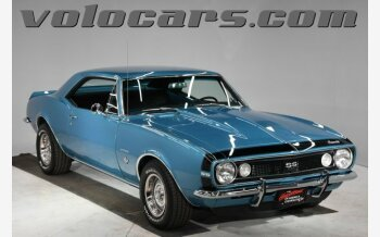 1967 Chevrolet Camaro for sale 101108706