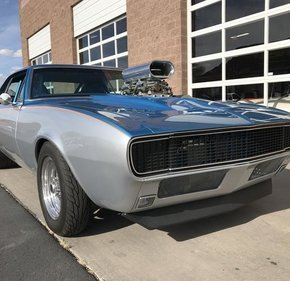 1967 Chevrolet Camaro for sale 101124423