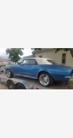 1967 Chevrolet Camaro for sale 101124491