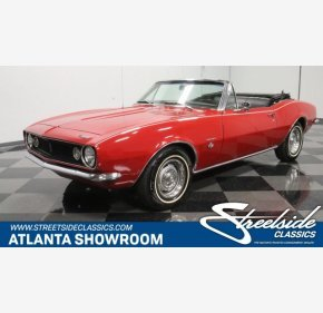 1967 Chevrolet Camaro for sale 101163867