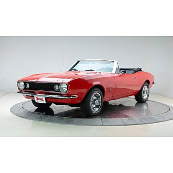 1967 Chevrolet Camaro for sale 101165385