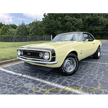 1967 Chevrolet Camaro for sale 101172337