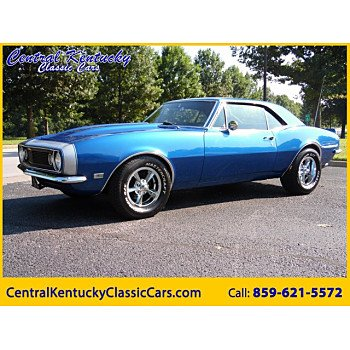 1967 Chevrolet Camaro Coupe for sale 101178076