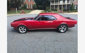 1967 Chevrolet Camaro SS Coupe for sale 101184466