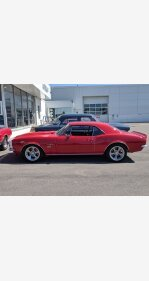 1967 Chevrolet Camaro for sale 101200612