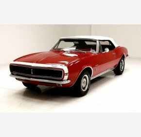 1967 Chevrolet Camaro Convertible for sale 101205480