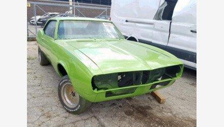 1967 Chevrolet Camaro for sale 101208243