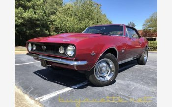 1967 Chevrolet Camaro for sale 101212917
