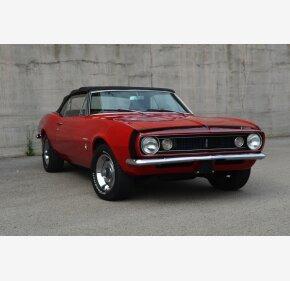 1967 Chevrolet Camaro for sale 101219899