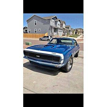 1967 Chevrolet Camaro for sale 101224240