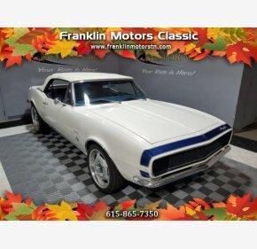 1967 Chevrolet Camaro for sale 101234079