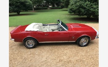 1967 Chevrolet Camaro SS Convertible for sale 101245058