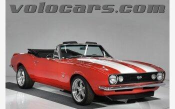 1967 Chevrolet Camaro for sale 101258360