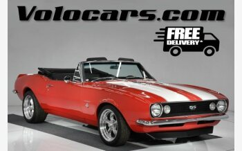 1967 Chevrolet Camaro for sale 101258360