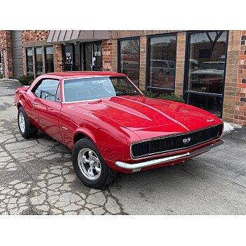 1967 Chevrolet Camaro for sale 101286289