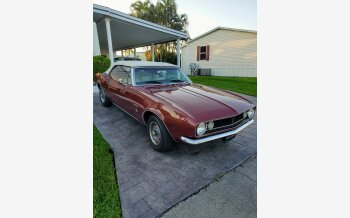 1967 Chevrolet Camaro RS Convertible for sale 101288253