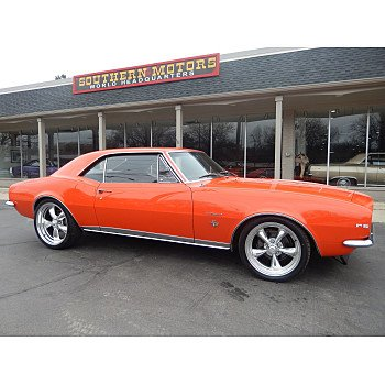 1967 Chevrolet Camaro RS for sale 101306052